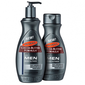 Palmer's Cocoa Butter Formula Men Body & Face Lotion