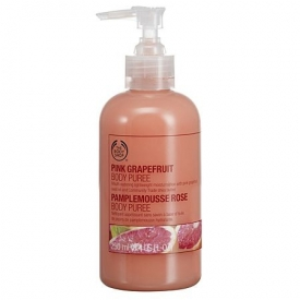 The Body Shop Pink Grapefruit Body Puree