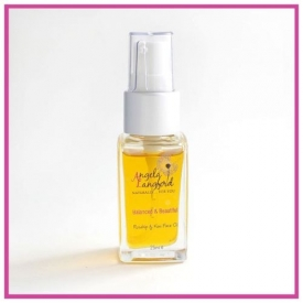 Angela Langford Balanced & Beautiful - Kiwi & Rosehip Face Oil