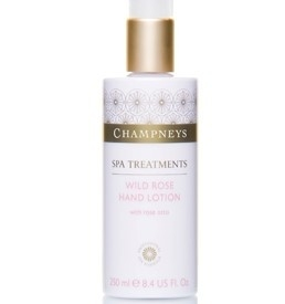 Champneys Wild Rose Hand Lotion