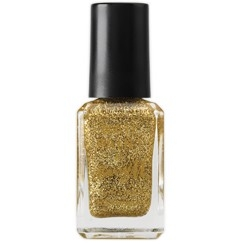 Barry M Cosmetics Glitter Nail Paint Gold Glitter