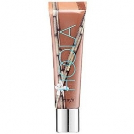 Benefit Hoola Ultra Plush Shimmering Golden Nude Lip Gloss