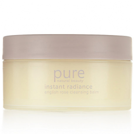 Pure Instant Radiance English Rose Cleansing Balm