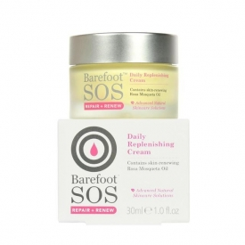 Barefoot SOS replenishing cream