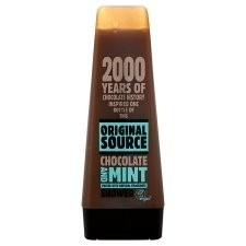 Original Source Chocolate and Mint Shower Gel