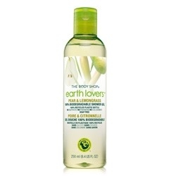The Body Shop Earth Lovers™ Pear & Lemongrass Shower Gel