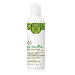 The Body Shop Nutriganics™ Refreshing Toner
