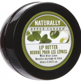 Naturally Lip Butter Wild Mint Lime