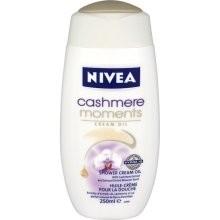 Nivea Cashmere Moments Shower Cream Oil