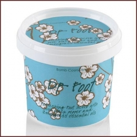 Bomb Cosmetics Dr Foot Moisturising Foot Refreshing Foot Scrub