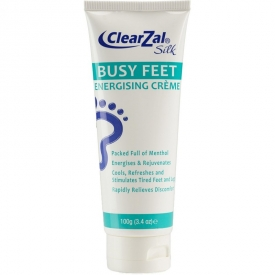 ClearZal Busy Feet