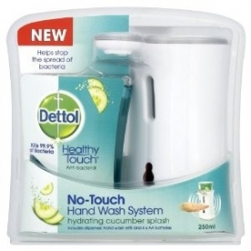 Dettol No-Touch  Hand Wash System Hydrating Cucumber Splash