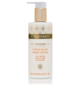 Champneys Citrus Blush Hand Lotion