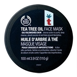 Tea Tree Oil Face Mask