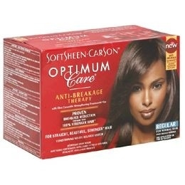 Optimum Care Anti-Breakage Therapy relaxer - Regular
