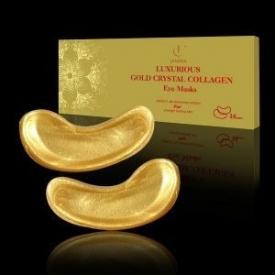 Jamela 24k Gold Under Eye Mask
