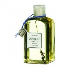 Arran Aromatics Essential Lavender Bath Oil