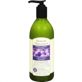 Avalon Organic Lavender Hand & Body Lotion