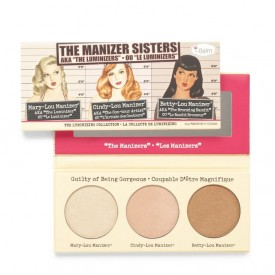 """the Balm The Manizer Sisters AKA the """"Luminizers"""""""