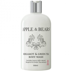 Apple & Bears Bergamot & Green Tea Body Wash