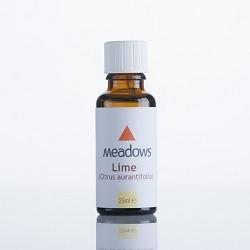 Meadows Aromatherapy Lime Citrus Aurantifolia