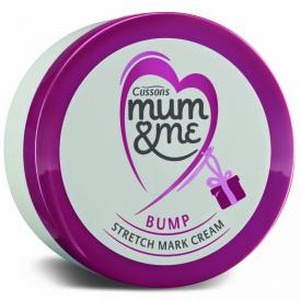 Cussons Mum & Me Bump Stretch Mark Cream