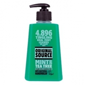 Original Source Mint and Tea Tree Anti-Bacterial Handwash