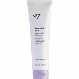 No7 Beautiful Skin Melting Gel Cleanser for Normal / Dry Skin