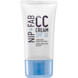 Nip+Fab CC Cream in Light