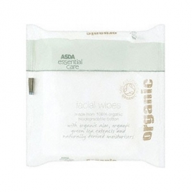 Asda Organic Facial Wipes (25)