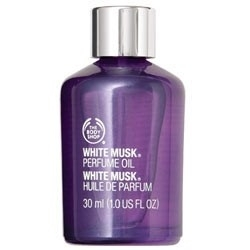 The Body Shop White Musk(®) Perfume Oil