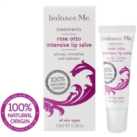 Balance Me Rose Otto Intensive Lip Salve