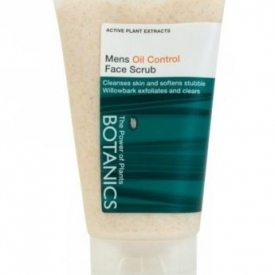 Botanics Men's Oil Control Face Scrub