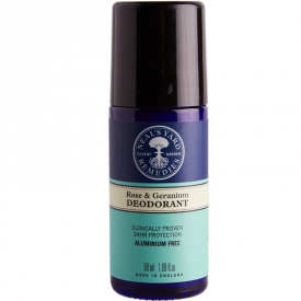 Neal's Yard Remedies Rose & Geranium Roll On Deodorant