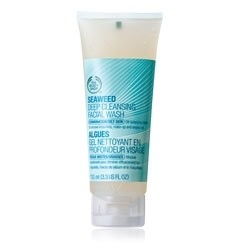 The Body Shop Seaweed Cleansing Facial Wash