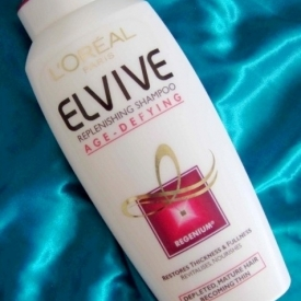 L'Oréal Elvive Age Defying Replenishing Shampoo