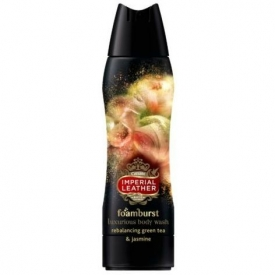 Imperial Leather - Foamburst Rebalancing Green Tea & Jasmine Luxurious Body Wash