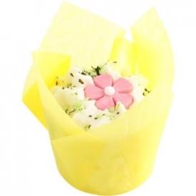 Bomb Cosmetics Bare Skinny Bath Tulip