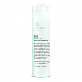 Barefoot Botanicals SOS Intensive Care Dry Scalp Shampoo