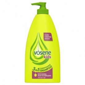 Vosene Kids 3-In-1 Headlice Conditioning Shampoo