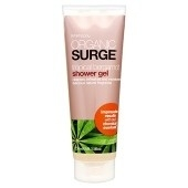 Organic Surge Tropical Bergamot Shower Gel with Exotic Bergamot & Neroli
