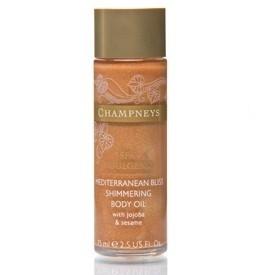 Champneys Mediterranean Bliss Shimmering Body Oil