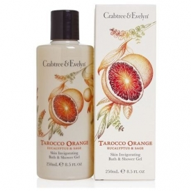 Crabtree & Evelyn Tarocco Orange, Eucalyptus & Sage Body Lotion