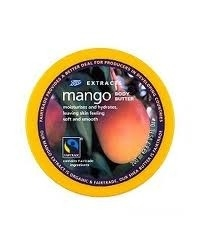 Boots Extracts Fairtrade Mango Body Butter