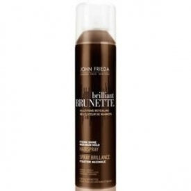 John Frieda Brilliant Brunette®Fixing Shine Maximum Hold Hair Spray