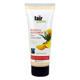 Fair Naturally Mango & Safflower Body Moisturiser