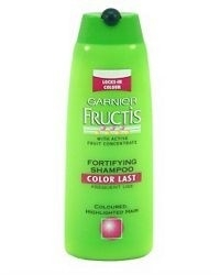Garnier fructis Color Last Fortifying Shampoo