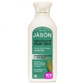 Jason Moisturizing 84% Aloe Vera Pure Natural Shampoo