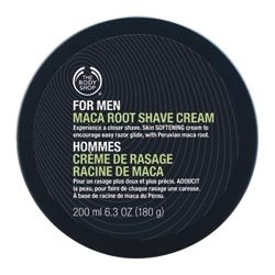 The Body Shop For Men Maca Root Shave Cream