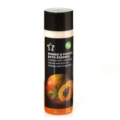 Superdrug Naturals Mango & Papaya Bath Essence